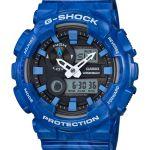 La línea G-LIDE de G-Shock disponibles en seis nuevos diseños - gax-100ma-2a_jf_dr