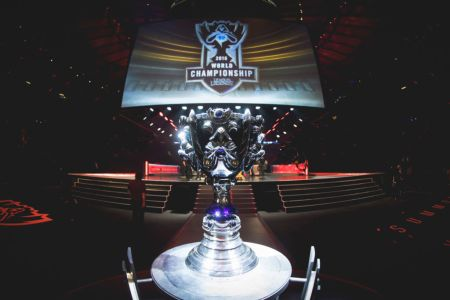 Gran Final de League of Legends: SKT Telecom T1 vs Samsung Galaxy