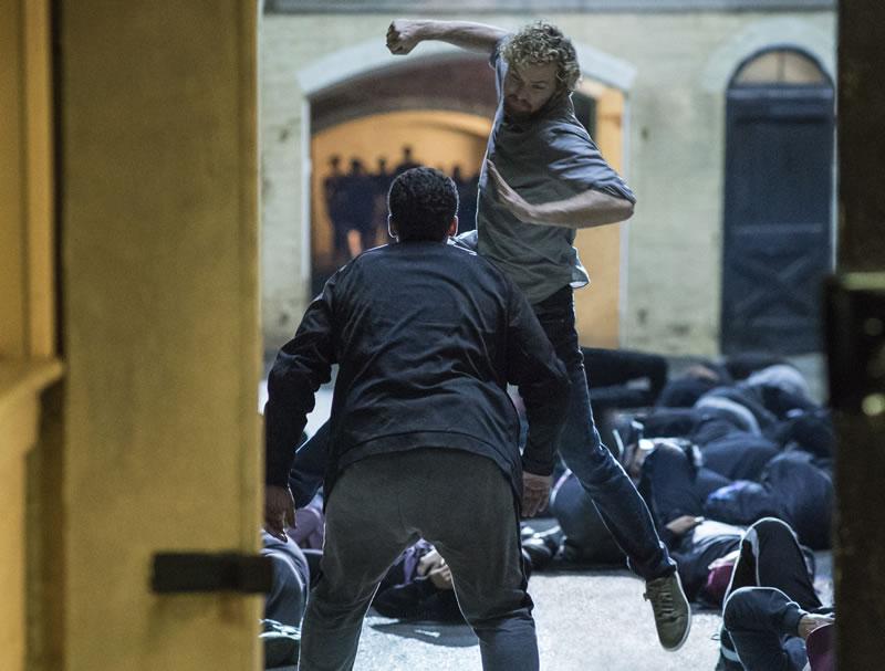 Confirman fecha de estreno de Marvel Iron Fist en Netflix - iron-fist-netflix
