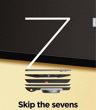 #SkipTheSevens: la nueva campaña de Moto Z