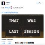 La NBA ha llegado a Twitter y con 2 programas semanales exclusivos
