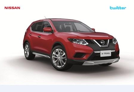 Nissan, primera automotriz en vender un auto por Twitter en México