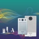 """Panasonic KX-HTS32: Solución de comunicaciones """"All-in-one"""" para PyMEs - panasonic-videoportero-y-camara-para-kx-hts32"""