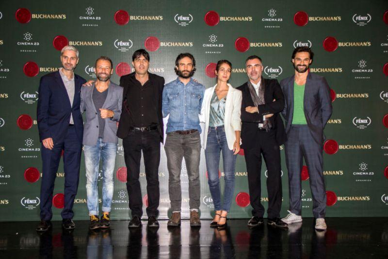 Segunda edición del Premio Buchanan's a la Grandeza del Cine Mexicano - premio-buchanans-a-la-grandeza-del-cine-mexicano-800x534