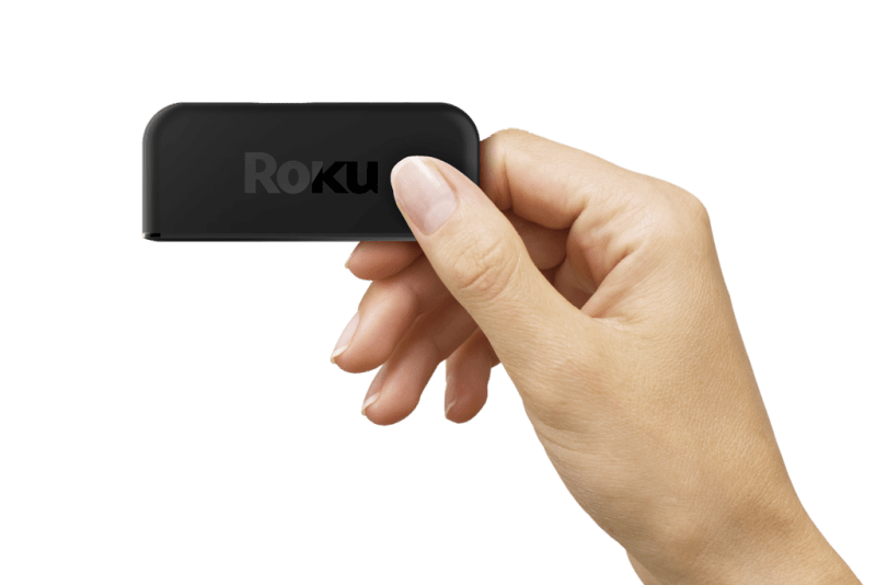 Roku Express: dispositivo para vivir la experiencia de streaming en tu TV - roku-express-in-hand-800x534