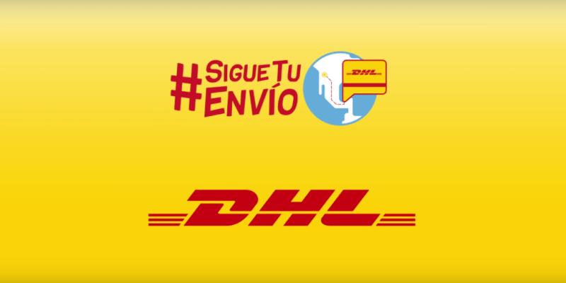 Rastrear envíos de DHL ahora es posible desde Twitter con #SigueTuEnvío - siguetuenvio-dhl-en-twitter