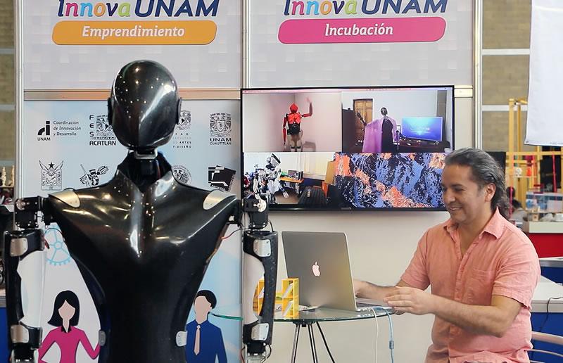 Emprendedores de la UNAM crean sistemas robóticos innovadores a precios accesibles - sistemas-roboticos-accesibles-unam
