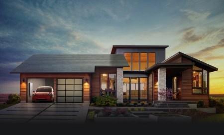 Tesla presenta su nueva solución de energía eléctrica solar para el hogar