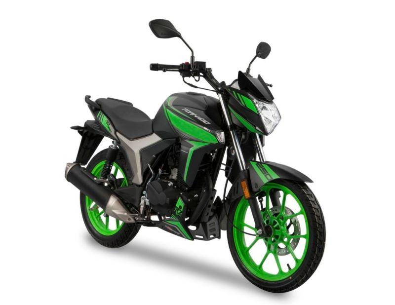Vento lanza nuevas veloces motocicletas - tormado-green_10-800x618