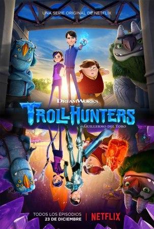 Trollhunters de Guillermo del Toro ya tiene fecha de estreno en Netflix
