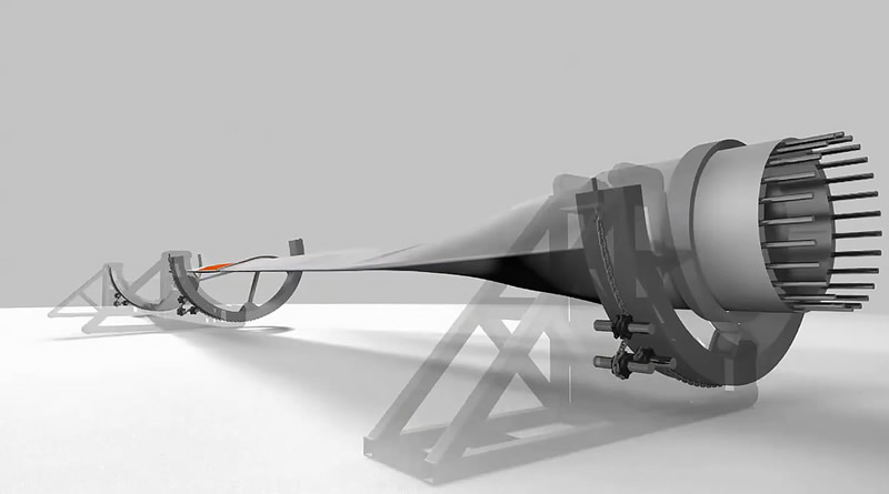 Diseñan aerogenerador para uso de energía descentralizada en México - aerogenerador-para-uso-de-energia-descentralizada-mexico