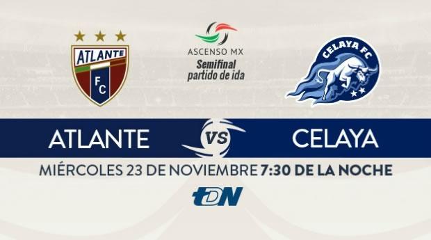 Atlante vs Celaya, Semifinal Ascenso MX A2016   Resultado: 1-0 - atlante-vs-celaya-semifinales-ascenso-mx-tdn