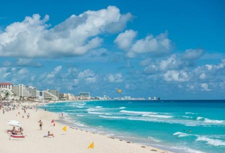 Ciudades mexicanas entre las más solicitadas por turistas europeos