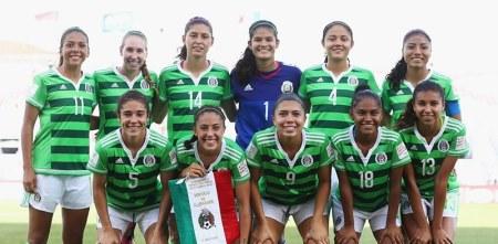A qué hora juega México vs Estados Unidos Femenil Sub 20 y en qué canal verlo