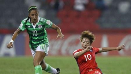 A qué hora juega México vs Venezuela Femenil Sub 20 y en qué canal verlo