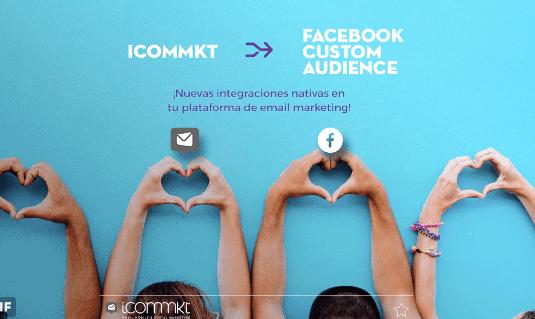 ICOMMKT anuncia integración de su plataforma con Facebook - icommkt-anuncia-integracion-de-su-plataforma-con-facebook
