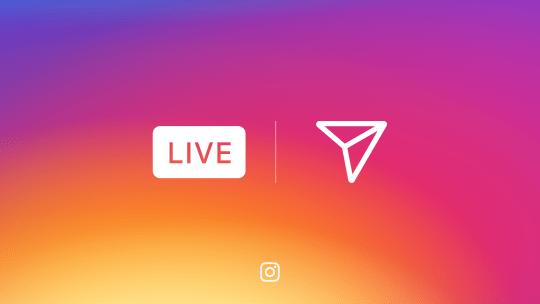 Instagram presenta nuevas formas de compartir momentos en la plataforma - instagram-live-direct