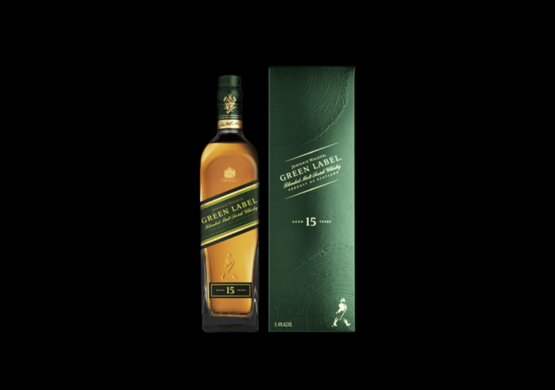 Johnnie Walker Green Label, está oficialmente de regreso en México - johnnie-walker-green-label_mx-800x563