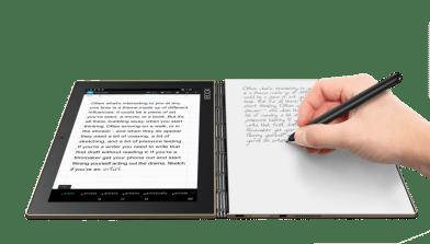 Lenovo Yoga Book, la 2 en 1 más delgada del mundo y con versátil teclado - lenovo-yoga-book-7