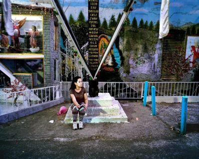 Ciudadanas. Caminamos a oscuras: Muestra fotográfica de Anja Jensen en México - mayra-ciudadanas-caminamos-a-oscuras