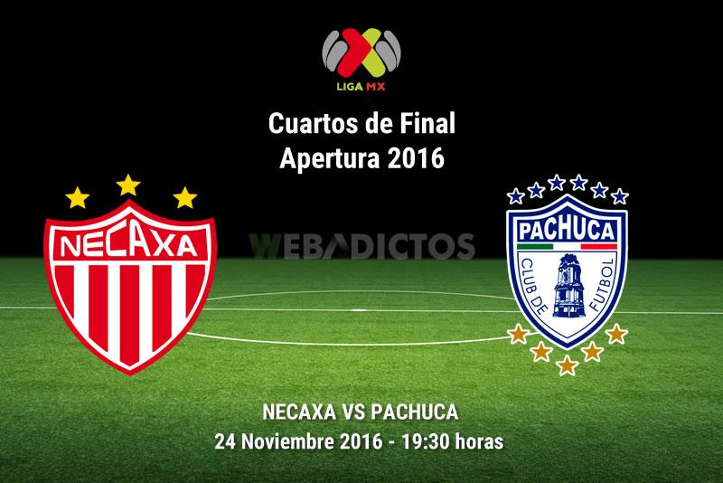 Necaxa vs Pachuca, Cuartos de Final A2016   Resultado: 2-1 - necaxa-vs-pachuca-liguilla-apertura-2016