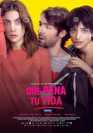 """La película """"Qué pena tu vida"""" se estrena en México"""