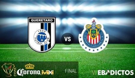 Querétaro vs Chivas, Final de Copa MX A2016 | Resultado: 0 (3)-(2) 0
