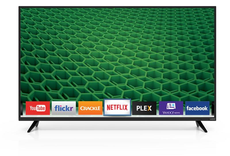 Serie D de Vizio una buena opción de Smart TV para El Buen Fin 2016 - serie-d-vizio-smart-tv-buen-fin