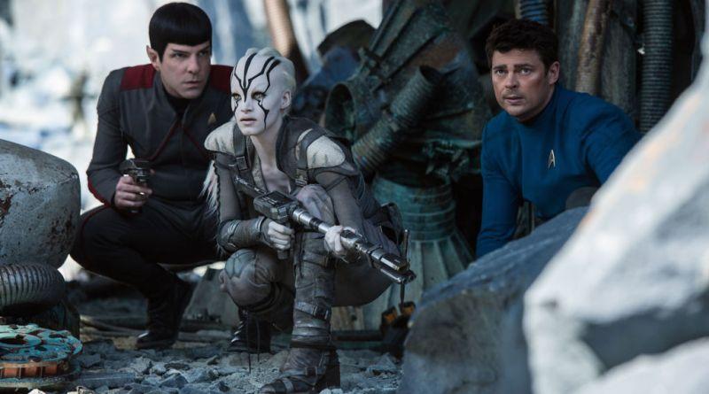 Star Trek sin límites ya disponible en Claro video - startrek-1