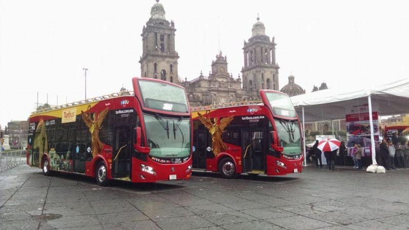 Turibus nueva generación presentan innovaciones tecnológicas, de seguridad y comodidad - turibus-nueva-generacion-800x451