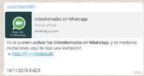 Usan videollamadas de WhatsApp como anzuelo - videollamadas-1