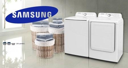 Otro golpe para Samsung, ahora debe retirar casi 3 millones de lavadoras del mercado