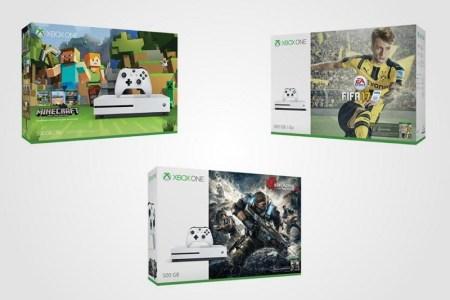 Conoce los 3 nuevos paquetes de Xbox One S para México