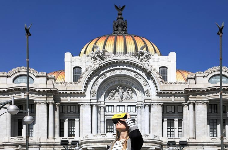 Firma mexicana de realidad virtual conquista Europa y Estados Unidos - bellasartes