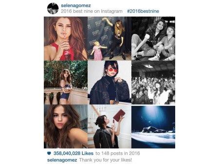 Best Nine, tus fotos más populares de Instagram en 2016