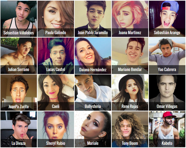 Anuncian la lista de las personalidades nominadas a Celebrity E! - celebrity-e