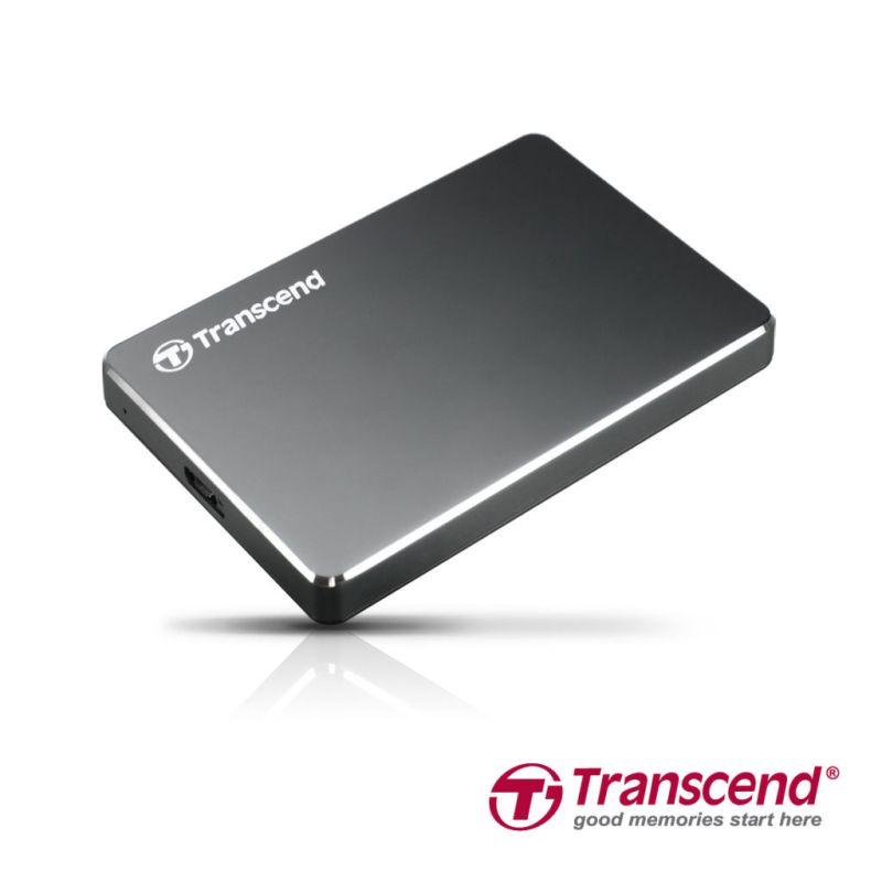 Transcend lanza disco duro ultra delgado, hecho de una aleación de aluminio de lujo - disco-duro-ultra-delgado-storejet-25c3