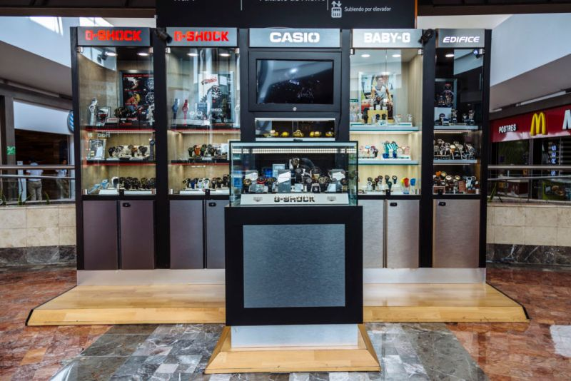 G-Shock abre su primera tienda en la Ciudad de México - g-shock-tienda-cdmx-800x534