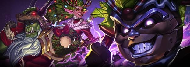 Sorpresas de Navidad y Fin de Año llegan a Heroes of the Storm - heroes-of-the-storm