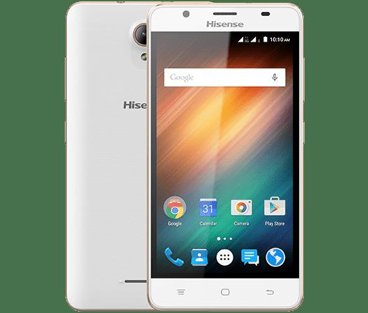 Hisense celebra la entrega de sus primeros 500,000 smartphones - hisense-u989