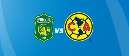 A qué hora juega América vs Jeonbuk en el Mundial de Clubes 2016 y en qué canal lo pasan