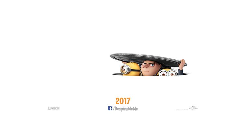 Mi villano favorito 3 estrena trailer y poster - mi-villano-favorito-3-poster