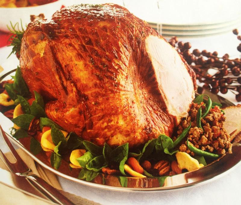 Sitios con recetas de cocina para la cena de Navidad o Año Nuevo - receta-de-pavo-navidad-800x681
