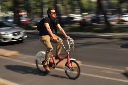Software de análisis de movilidad en bicicletas identifica las zonas vulnerables