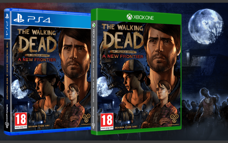 """Tráiler completo """"The Walking Dead: The Telltale Series - A New Frontier"""" - the-walking-dead-the-telltale-series-a-new-frontier"""