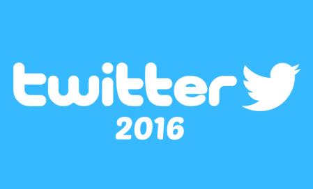 Lo más popular en Twitter en el 2016