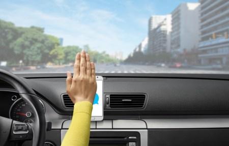Zero Touch: app de control de voz para siempre tener las manos al volante
