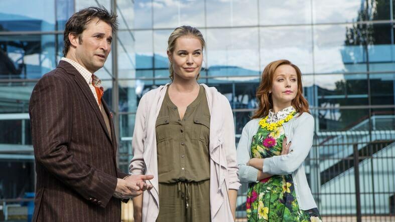 Lo que ya sabemos de la tercera temporada de The Librarians - 3-the-librarians-temporada-3-universal-channel