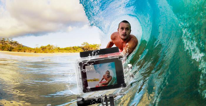 Evorok lanza su segunda generación de cámaras deportivas - camara-deportiva-evorok