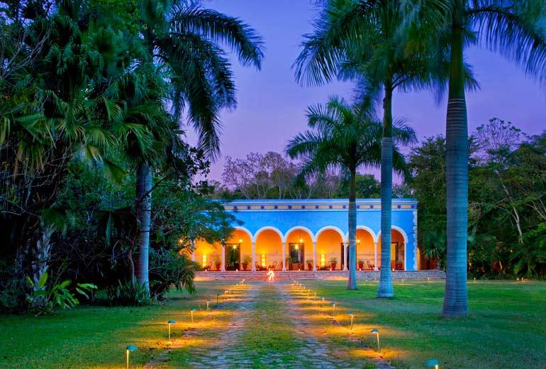 5 haciendas románticas para que festejes en el día de San Valentín - credito-foto-hacienda-santa-rosa